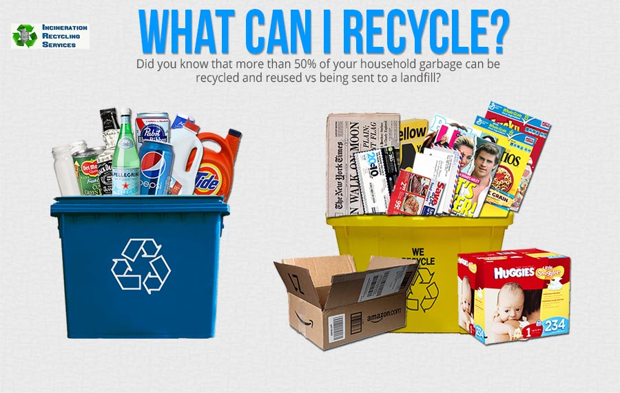 What Can I Recycle? | Incineration Recycling Systems